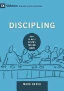 Discipling Book PDF