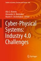 Cyber Physical Systems  Industry 4 0 Challenges PDF