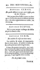 Nouveau commentaire sur la coutume de la prévoté et vicomté de Paris: Volume1