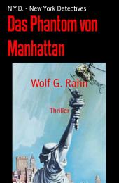 Das Phantom von Manhattan: N.Y.D. - New York Detectives