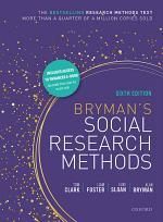 Social Research Methods 6E