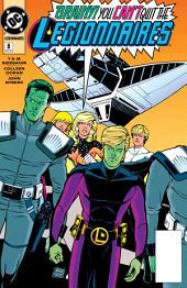 Legionnaires (1994-) #8
