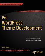 Pro WordPress Theme Development