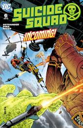 Suicide Squad (2007 - 2008) #6