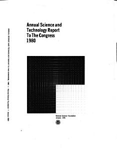 Biennial Science and Technology Report to the Congress PDF