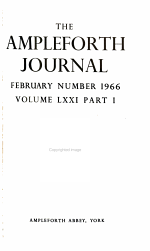 The Ampleforth Journal