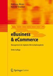 eBusiness & eCommerce: Management der digitalen Wertschöpfungskette, Ausgabe 3