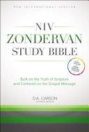 NIV Zondervan Study Bible PDF