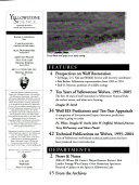 Yellowstone Science