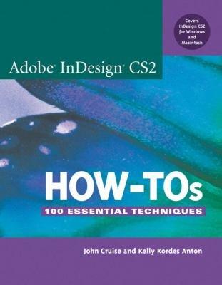Adobe InDesign CS2 How tos PDF