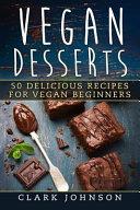 Vegan Desserts PDF