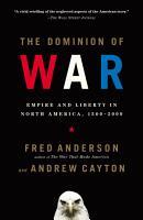 The Dominion of War PDF
