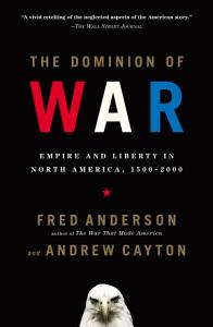 The Dominion of War Book