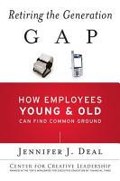Retiring the Generation Gap PDF