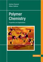 Polymer Chemistry PDF