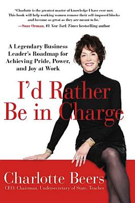 I d Rather Be in Charge