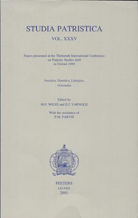 Ascetica  Gnostica  Liturgica  Orientalia PDF