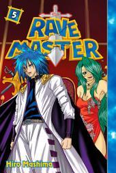 Rave Master: Volume 5