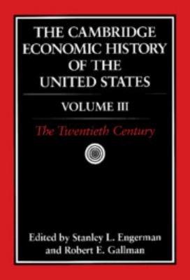 The Cambridge Economic History of the United States