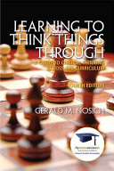 Learning to Think Things Through PDF