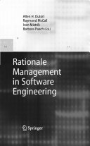 Rationale Management in Software Engineering PDF