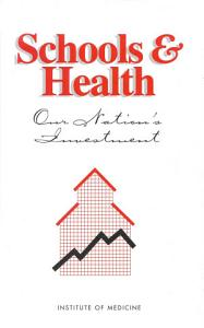 Schools and Health Book