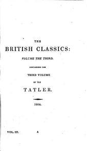 The Tatler: Volume 3