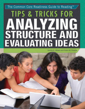 Tips   Tricks for Analyzing Structure and Evaluating Ideas PDF