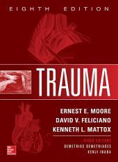 Trauma, 8th Edition: Edition 8