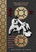 The Lost Kata of Kodokan Judo PDF