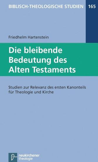 Die bleibende Bedeutung des Alten Testaments PDF