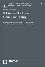 IT Laws in the Era of Cloud-Computing