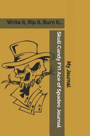 Skull Candy FYI Ace of Spades Journal PDF