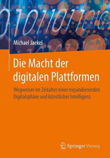 Die Macht der digitalen Plattformen PDF