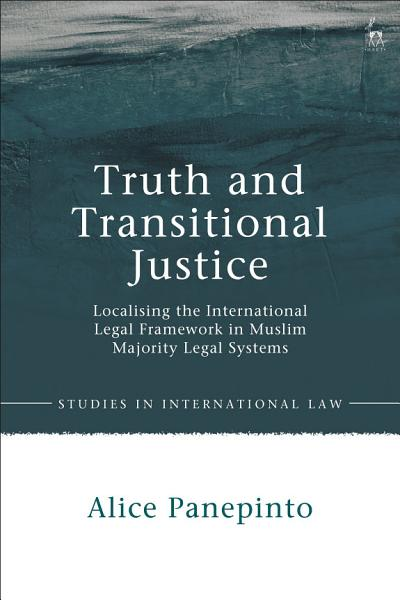 Download Truth and Transitional Justice Book