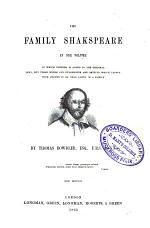 The Family Shakspeare in One Volume