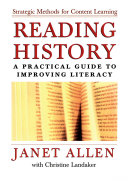 Reading History:A Practical Guide to Improving Literacy