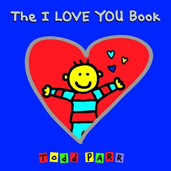 Download The I LOVE YOU Book Book