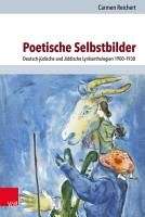 Poetische Selbstbilder PDF
