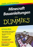 Minecraft Bauanleitungen f  r Dummies PDF
