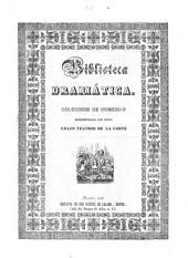 Tres Coronas Imperiales. Drama en tres actos y en verso, etc