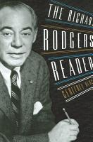The Richard Rodgers Reader PDF
