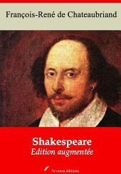 Shakespeare: Nouvelle édition augmentée