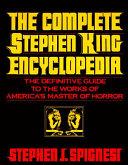 The Complete Stephen King Encyclopedia PDF