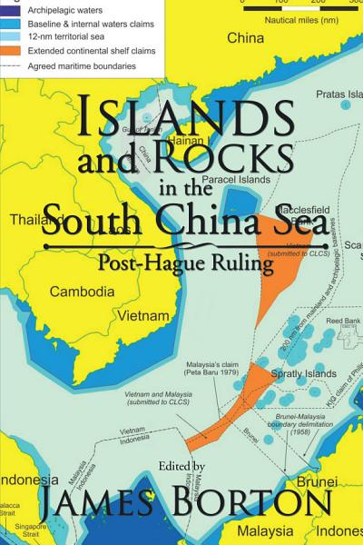 Islands and Rocks in the South China Sea