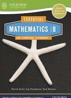 Essential Mathematics for Cambridge Secondary 1  Stage 8 PDF