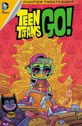 Teen Titans Go! (2013-) #28