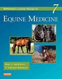 Robinson s Current Therapy in Equine Medicine PDF