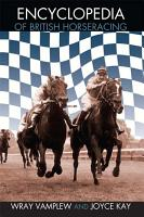 Encyclopedia of British Horseracing PDF