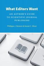 What Editors Want PDF